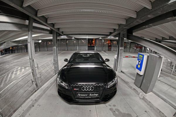 Audi RS5 Senner Tuning: pneumatici Vredestein Ultrac Sessanta e cerchi da 20 pollici 1