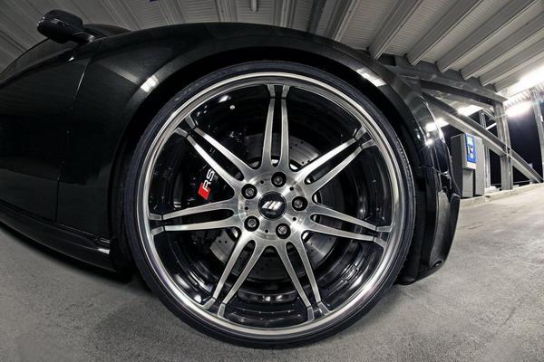 Audi RS5 Senner Tuning: pneumatici Vredestein Ultrac Sessanta e cerchi da 20 pollici 2