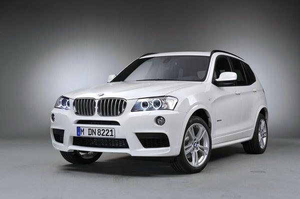 BMW X3 M Sports: nuovi cerchi in lega da 18, 19 e 20 pollici 1