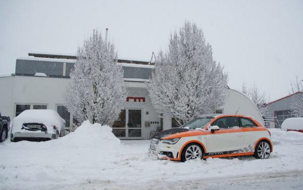 Audi A1 MTM: Pneumatici Continental e 152 Hp da domare 1