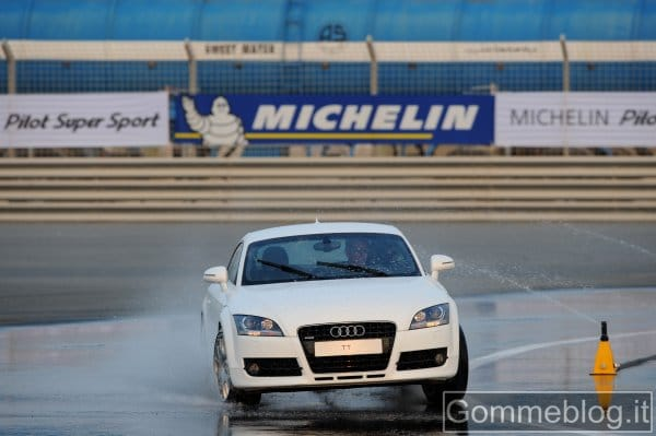 Michelin Pilot Super Sport: Test Audi TT 3