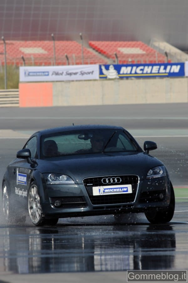 Michelin Pilot Super Sport: Test Audi TT 2
