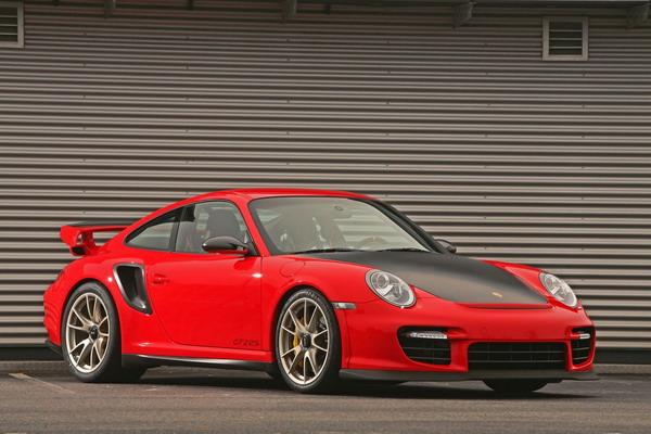 Porsche 911 GT2 Wimmer RS: Michelin Pilot Sport Cup e tanta voglia di correre 1