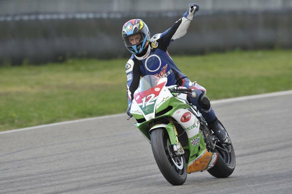Pneumatici moto Pirelli per il CIV 2011-2012. Classi Stock 600 e 1000 1
