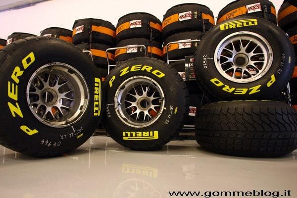 Pneumatici Pirelli F1: Test in notturna su asfalto bagnato 2