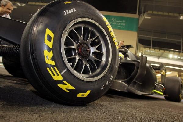 Gran Premio della Corea: i pneumatici e il problema del graining