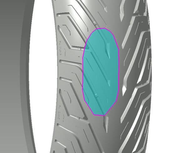 Michelin City Grip: pneumatici scooter cha amano il bagnato 3