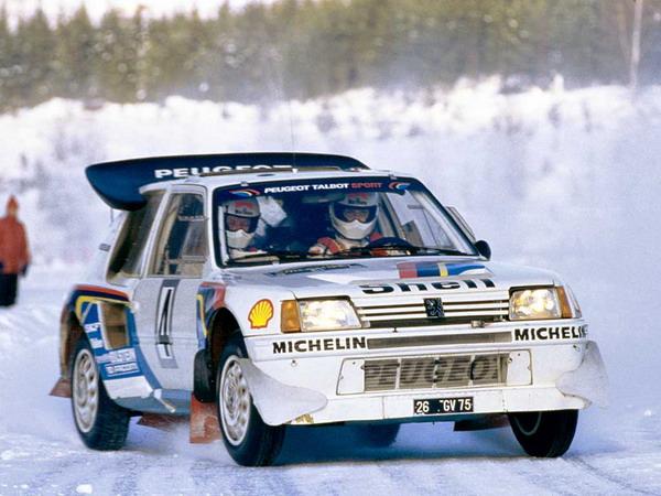 Michelin, di nuovo nei rally ! 2