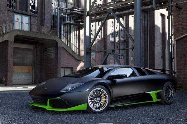 Edo Competition LP750: Michelin Pilot Sport PS2 e 365 Km/h di velocità massima