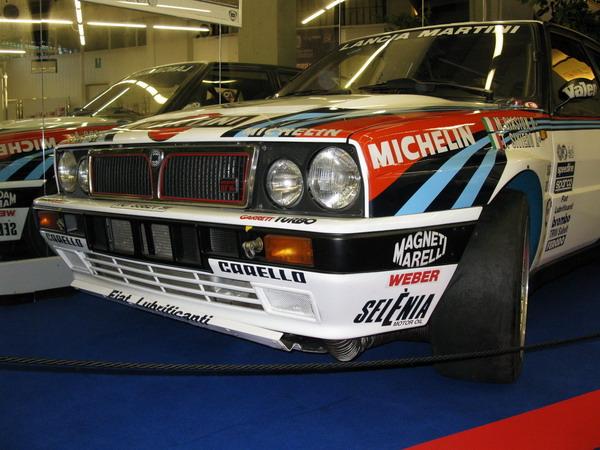Michelin, di nuovo nei rally ! 1