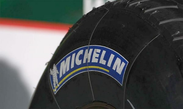 Pneumatico Rally Michelin