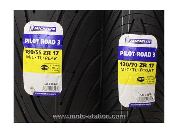Michelin Pilot Road 3; a breve sul mercato? 1