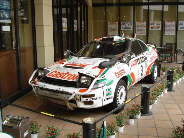 La storia di Michelin nel WRC 2