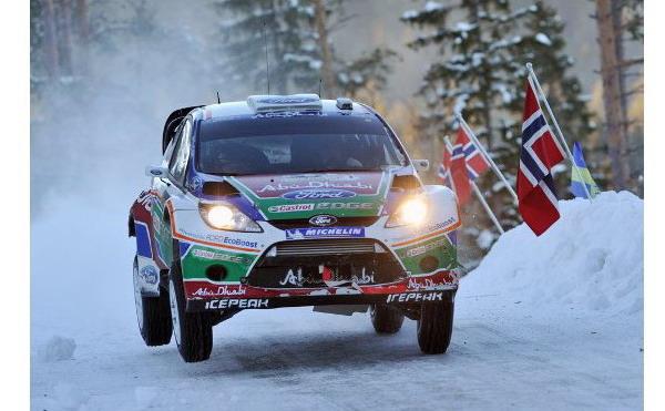 Ford e Michelin: vittoria nella prima gara del WRC 2011 1