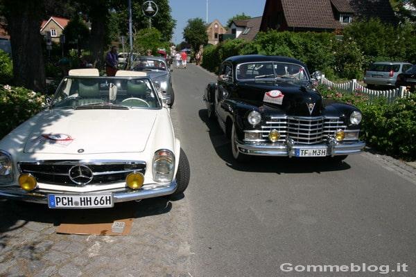 2000 km attraverso la Germania: per autovetture, motocicli e altri veicoli d'epoca 1