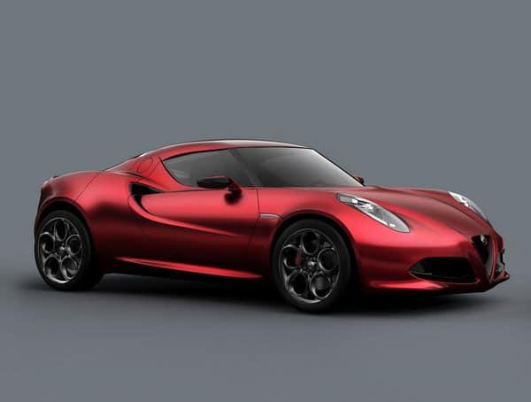 Alfa Romeo 4C Concept: Ritorna il vero Cuore Sportivo Alfa 1