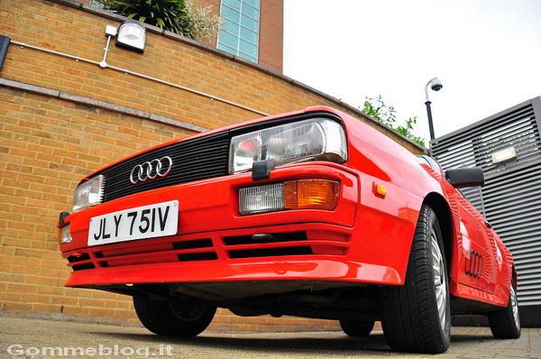 Supercar Storiche: Audi Urquattro (Audi quattro) 6