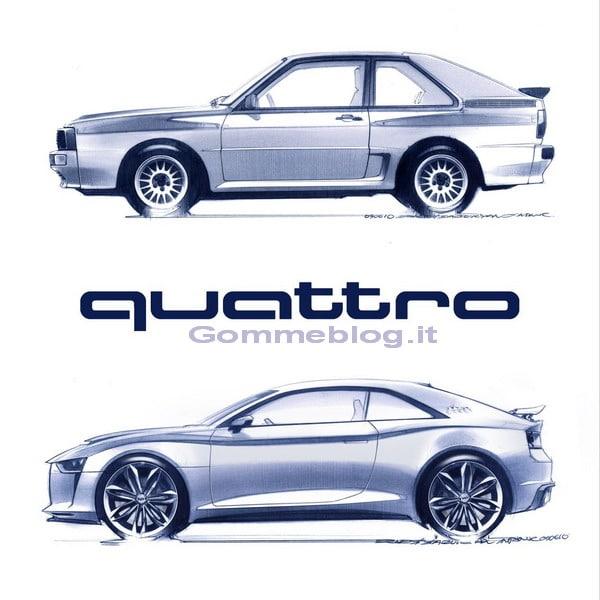 Supercar Storiche: Audi Urquattro (Audi quattro) 7