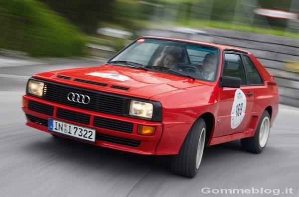 Supercar Storiche: Audi Urquattro (Audi quattro) 3