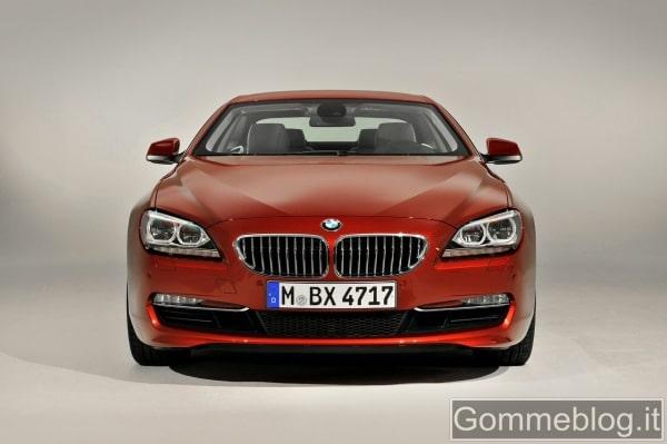 Nuova BMW Serie 6 Coupé: le immagini ufficiali 1