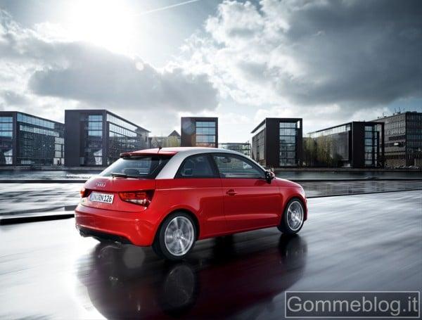 Bridgestone Potenza S001: primo equipaggiamento per Audi A1