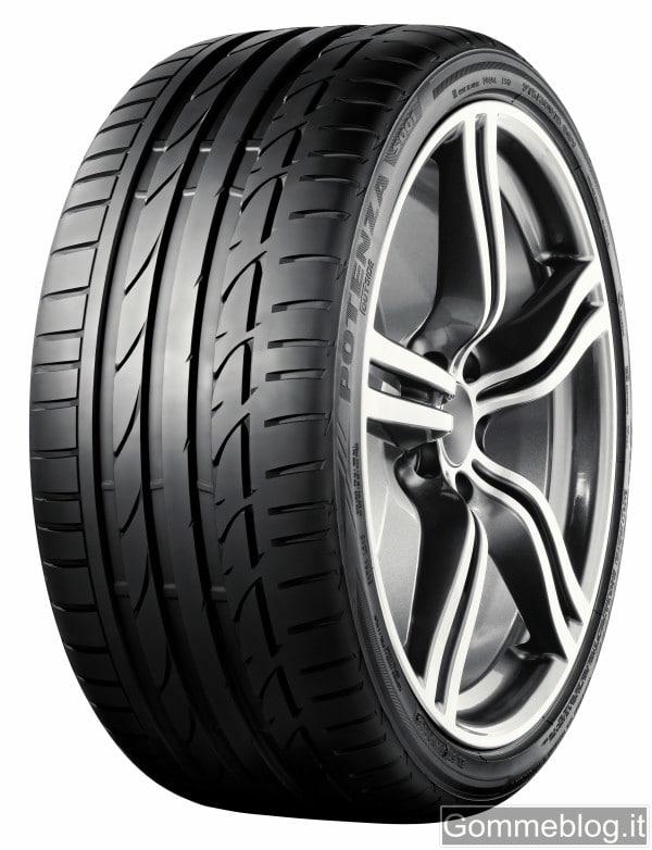 Bridgestone Potenza S001: primo equipaggiamento per Audi A1 2