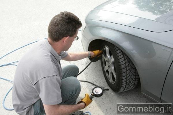 Il 71% degli automobilisti viaggia con pneumatici sgonfi: a dichiararlo è Bridgestone 2
