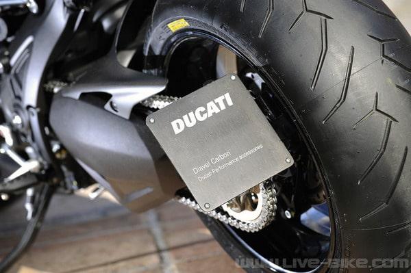 Test Ducati Diavel 2