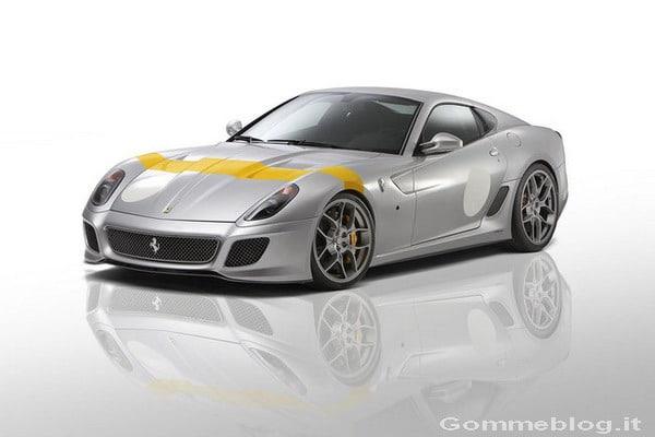 Ferrari 599 GTO Novitec Rosso 1