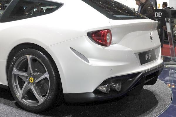 Michelin Pilot Super Sport Ferrari FF 4
