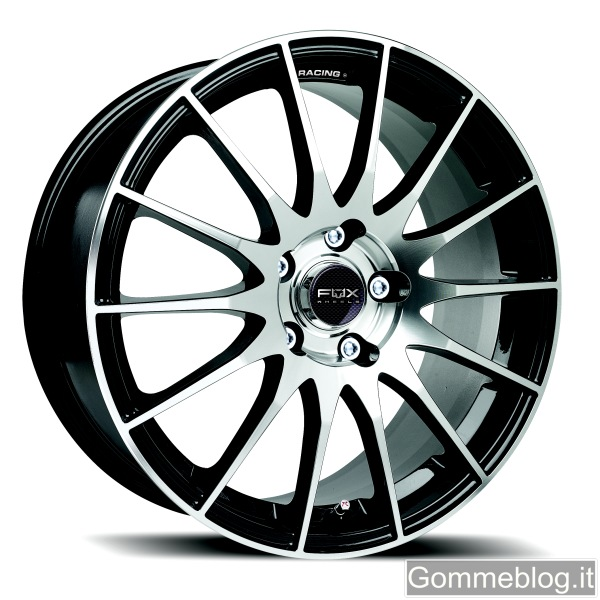 Cerchi in lega Laidelli Wheels Fox FX004 3