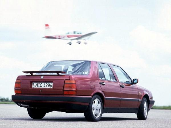 Supercar Storiche: Lancia Thema 8.32 (Thema Ferrari) 3