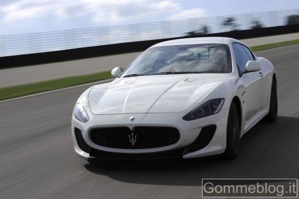 """Maserati GranTurismo MC Stradale: supercar con interni """"Alcantara"""" 1"""