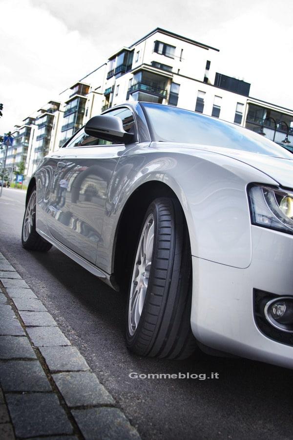"Nokian vince il test pneumatici estivi 2012 della rivista automobilistica tedesca ""Auto Bild"""