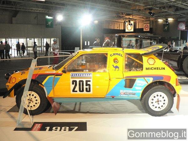 Supercar Storiche: Peugeot 205 Turbo 16 (205 T16) 3