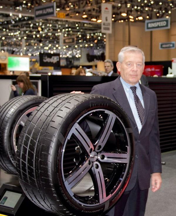 Pirelli: la gamma pneumatici e il nuovo Cinturato P7 BLUE Alla Fiera Di Essen