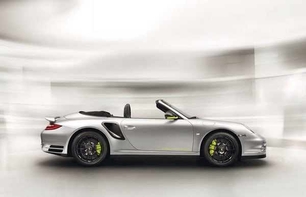 "Porsche 911 Turbo S ""Edition 918 Spyder"" 1"