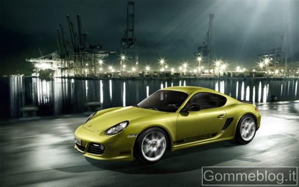 Porsche Cayman R: Provocatoria, Radicale, Estrema. 1
