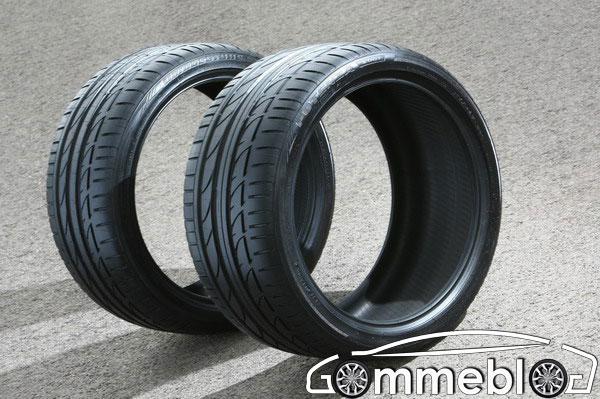 La nuova Mercedes-Benz Classe S calza gomme Bridgestone Potenza S001