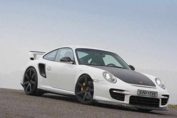 Sportec SP 800 R: su base Porsche GT2 RS si affida a Michelin Pilot Sport Cup per scaricare a terra 800 CV 1