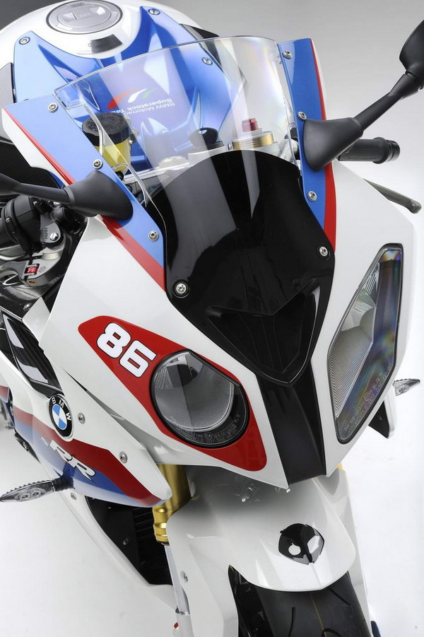 BMW S 1000 RR Superstock Limited Edition 2
