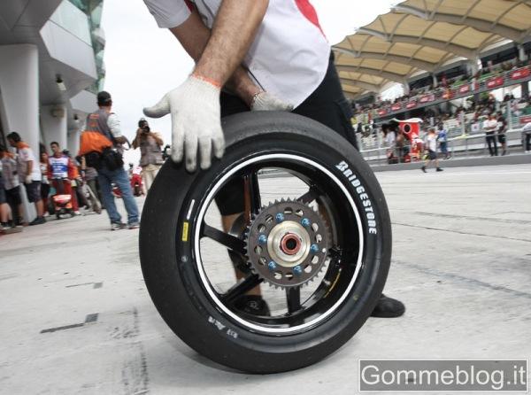Pneumatici Bridgestone per il Gran Premio di Indianapolis MotoGP 2011