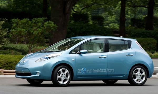Bridgestone Ecopia EP150 per l'elettrica Nissan LEAF 1
