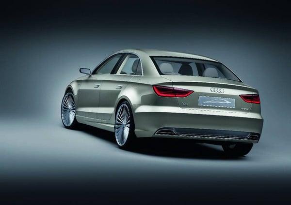 Audi A3 e-tron Concept 2