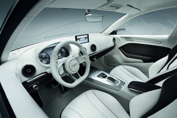 Audi A3 e-tron Concept 4