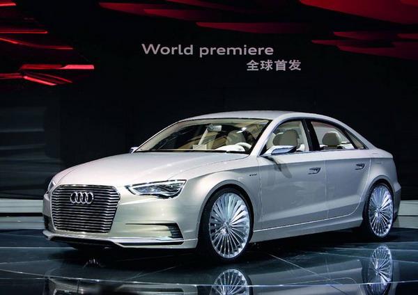 Audi A3 e-tron Concept 5