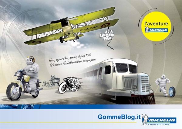 Gommeblog.it visita la fabbrica Michelin a Clermont Ferrand