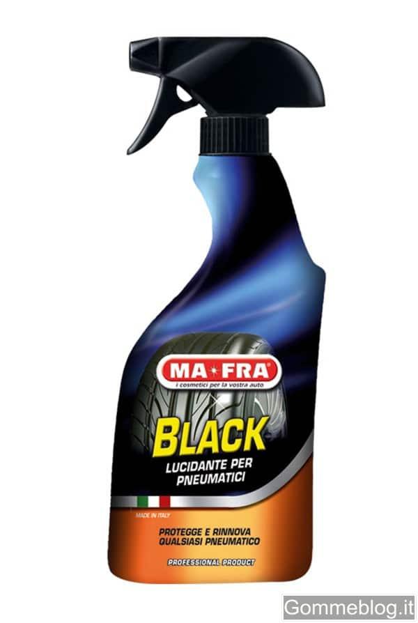 MA-FRA Black: nuovo nerogomme ecologico