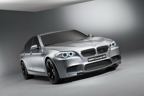 BMW Concept M5 2
