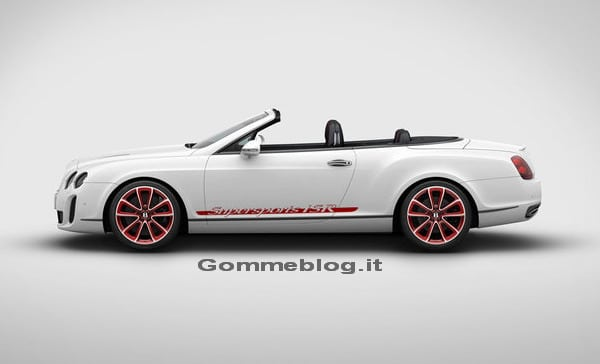 Bentley Continental Supersports Convertible ISR Mulliner